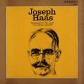 ゲヴァントハウス四重奏団のハース/弦楽四重奏曲 独ETERNA 3013 LP レコード