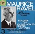 【テストプレス】クリュイタンスのラヴェル/「マ・メール・ロワ」ほか 独Columbia 3013 LP レコード