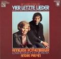 ローテンベルガー&プレヴィンのR.シュトラウス/4つの最後の歌 独EMI 3013 LP レコード