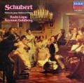ルプー&ゴールドベルクのシューベルト/ヴァイオリンとピアノのための作品集 仏DECCA 3013 LP レコード
