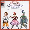 ジュリーニのストラヴィンスキー/「火の鳥」&「ペトルーシュカ」 仏EMI(VSM) 3013 LP レコード