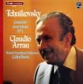 アラウ&デイヴィスのチャイコフスキー/ピアノ協奏曲第1番 仏PHILIPS 3013 LP レコード