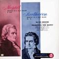 【オリジナル盤】ギーゼキング&フィルハーモニア管楽アンサンブルのモーツァルト&ベートーヴェン/管楽五重奏曲集 英Columbia 3013 LP レコード