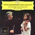 ムター&カラヤンのモーツァルト/ヴァイオリン協奏曲第3&5番 独DGG 3013 LP レコード