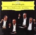 ベームのハイドン/交響曲第88番「V字」&第89番 独DGG 3013 LP レコード