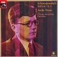 【サイン入り】プレヴィンのショスタコーヴィチ/交響曲第4番 独EMI 3013 LP レコード