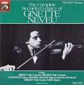 「ヌヴーの芸術」 英EMI 3013 LP レコード