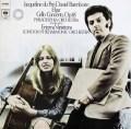 デュ・プレ&バレンボイムのエルガー/チェロ協奏曲ほか 独CBS 3014 LP レコード