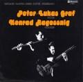 グラーフ&ラゴスニヒの「フルートとギター」のための音楽集 スイスclaves 3014 LP レコード
