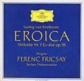 【オリジナル盤】フリッチャイのベートーヴェン/交響曲第3番「英雄」 独DGG 3014 LP レコード