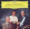 ケンプ、シェリング&フルニエのベートーヴェン/ピアノ三重奏曲「大公」 独DGG 3014 LP レコード