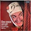 コレナ&テバルディのプッチーニ/「ジャンニ・スキッキ」 英DECCA 3014 LP レコード