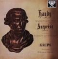 【オリジナル盤】クリップスのハイドン/交響曲第94番「驚愕」&第99番 英DECCA 3014 LP レコード