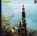 シェリング&ドラティのメンデルスゾーン&シューマン/ヴァイオリン協奏曲集  仏PHILIPS 3014 LP レコード