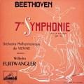 フルトヴェングラーのベートーヴェン/交響曲第7番 仏EMI(VSM) 3014 LP レコード
