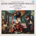 ランパル&リステンパルト/イタリアの4つのフルート協奏曲集 仏ERATO 3014 LP レコード