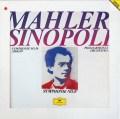 【未開封】シノーポリのマーラー/交響曲第6番「悲劇的」 独DGG 3014 LP レコード