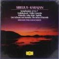 【未開封】カラヤンのシベリウス/交響曲、管弦楽曲&協奏曲集 独DGG 3014 LP レコード
