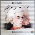 グールドのモーツァルト/ピアノソナタ全集  独CBS 3014 LP レコード