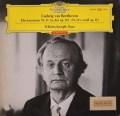 【ドイツ最初期盤/赤ステレオ】 ケンプのベートーヴェン/ピアノソナタ第31&32番 独DGG 3105 LP レコード
