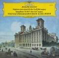 ベームのハイドン/協奏交響曲&交響曲第90番 独DGG 3105 LP レコード