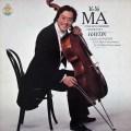 ヨーヨー・マのハイドン/チェロ協奏曲第1&2番 独CBS 3105 LP レコード