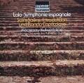 クルカのラロ/スペイン交響曲ほか 独TELEFUNKEN 3105 LP レコード