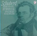 ヘブラーのシューベルト/ピアノソナタ第3&19番 蘭PHILIPS 3105 LP レコード