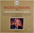 ギーゼキングのバッハ/「イタリア協奏曲」ほか 独HELIODOR 3015 LP レコード