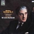 バルビローリのマーラー/交響曲第5番 独EMI 3015 LP レコード