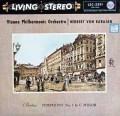 カラヤンのブラームス/交響曲第1番  独RCA 3015 LP レコード