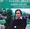 アバドのヴェルディ/オペラ序曲集  英RCA 3015 LP レコード