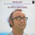 ブレンデルのモーツァルト/ピアノソナタ「トルコ行進曲つき」ほか  蘭PHILIPS 3015 LP レコード