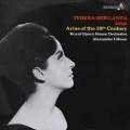 ベルガンサの18世紀のアリア集 英DECCA 3015 LP レコード