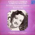 フェリア&ワルターの1949年エジンバラ・リサイタル 英DECCA 3015 LP レコード