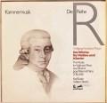 ズスケ&オルベルツのモーツァルト/ヴァイオリンとピアノのための作品集 独eurodisc 3015 LP レコード