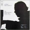 【特典盤付】グールドのバッハ/平均律クラヴィーア曲集第2巻全曲 独CBS 3015 LP レコード