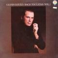 グールドのバッハ/トッカータ集 vol.2 独CBS 3015 LP レコード