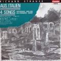 ヤルヴィのR.シュトラウス/交響的幻想曲「イタリアから」ほか 英Chandos 3015 LP レコード