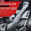 ヤルヴィのR.シュトラウス/交響詩「英雄の生涯」ほか 英Chandos 3015 LP レコード