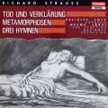 ヤルヴィのR.シュトラウス/交響詩「死と変容」&「メタモルフォーゼン」ほか 英Chandos 3015 LP レコード
