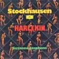 【テストプレス】スティーヴンスのシュトックハウゼン/「道化師」 独DGG 3016 LP レコード