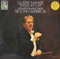 バルビローリのマーラー/交響曲第9番  独EMI 3016 LP レコード