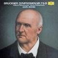 ベームのブルックナー/交響曲第7&8番   独DGG 3016 LP レコード