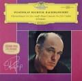 リヒテルのラフマニノフ/ピアノ協奏曲第2番ほか  独DGG 3018 LP レコード