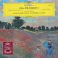 ボストン交響楽団室内アンサンブルのドビュッシー/ソナタ集  独DGG 3018 LP レコード