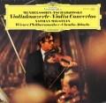 ミルシュタイン&アバドのメンデルスゾーン&チャイコフスキー/ヴァイオリン協奏曲  独DGG 3018 LP レコード