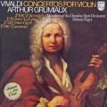 グリュミオーのヴィヴァルディ/ヴァイオリン協奏曲集  蘭PHILIPS 3018 LP レコード