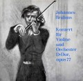 ラウテンバッハーのブラームス/ヴァイオリン協奏曲  独fono-ring 3018 LP レコード