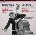 【サイン入り】レインケのパガニーニ&ボッテジーニら/コントラバスとピアノのための作品集  独THOROFON 3018 LP レコード